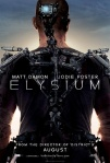 Matt Demon - Jodie Foster in ELYSIUM