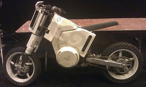 Oblivion - motocicletta