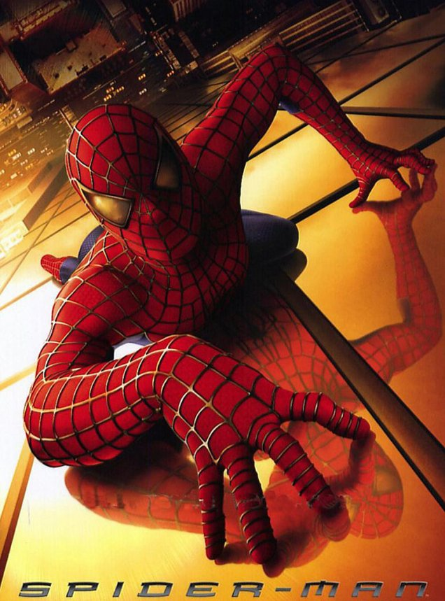 Locandina Spider-Man