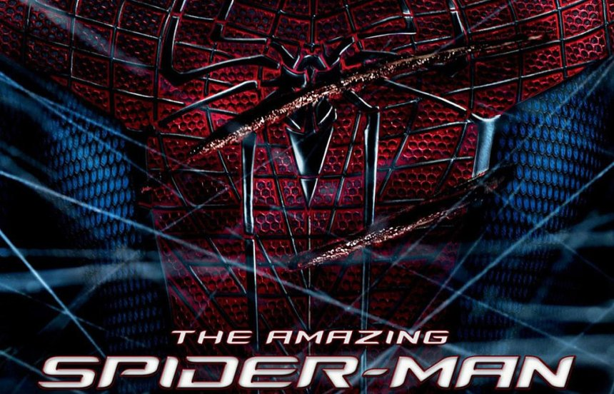 The Amazing Spider-Man - Locandina