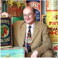 Robert Opie collezionista e ideatore del museo