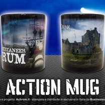Action Mug - ispirate al cinema d'azione