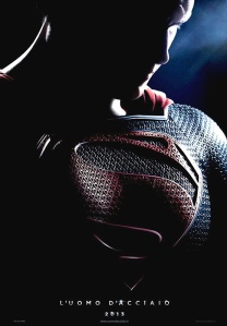 Poster The man of steel