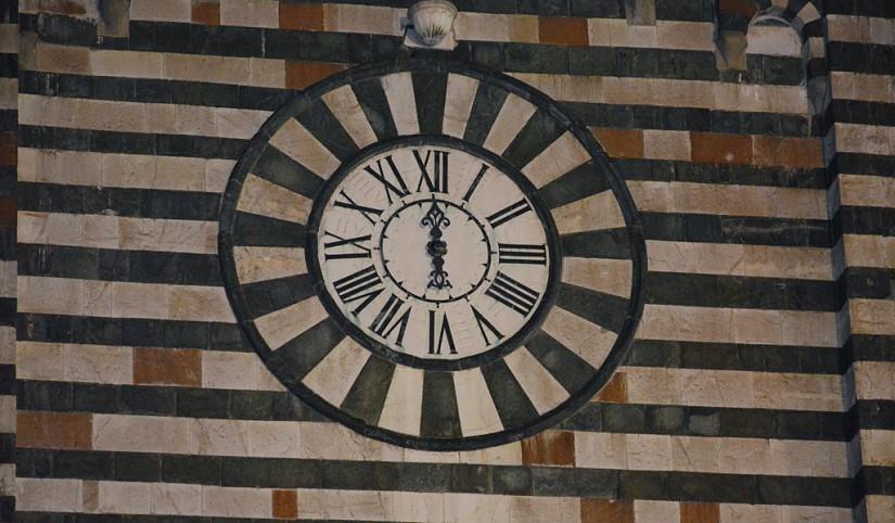 Orologio Duomo Prato - Foto: Stefano Saldarelli