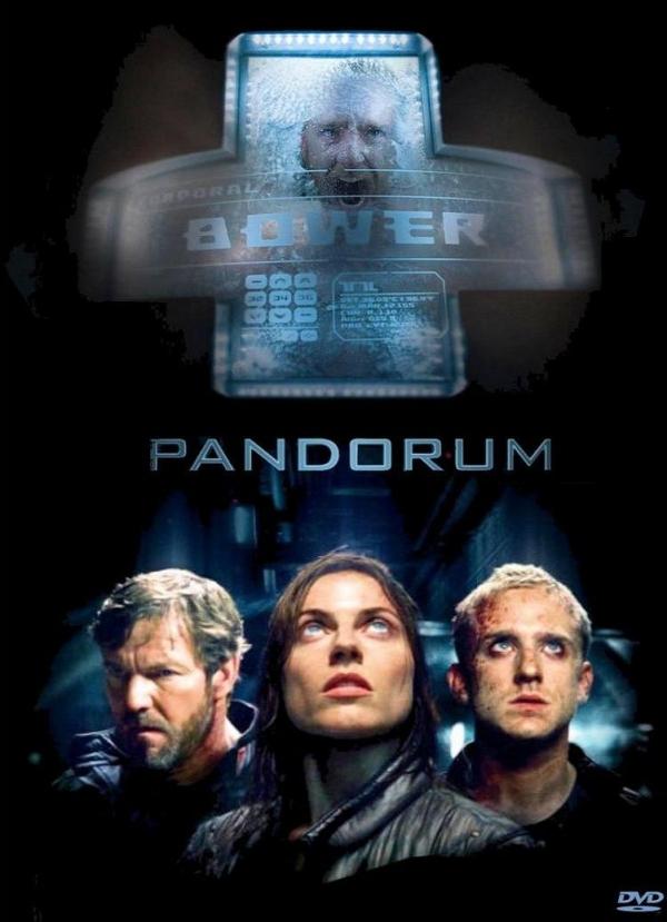 "Locandina del film ""Pandorum"" del 2009"