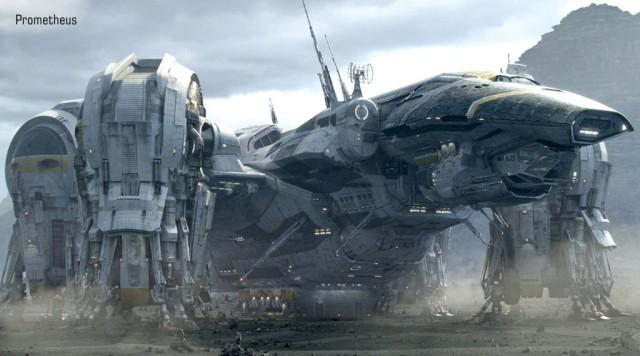 Prometheus del 2012