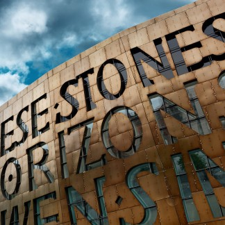 Wales Millennium Centre - Cardiff Bay