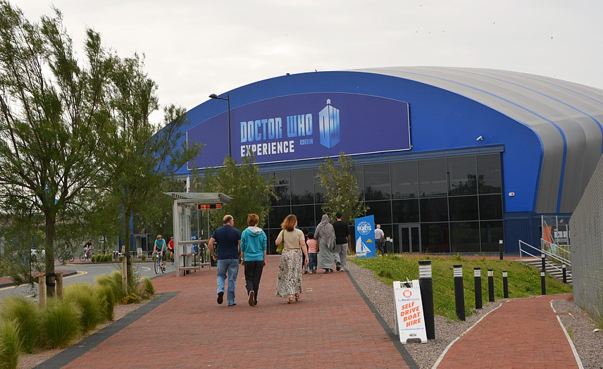 Doctor Who Experience - Cardiff Bay