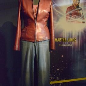 Doctor Who Experience - Cardiff Bay - Costume di scena