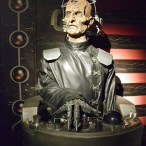 Doctor Who Experience - Cardiff Bay - Imperatore Dalek