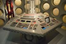Doctor Who Experience - Cardiff Bay - uno dei primi Tardis