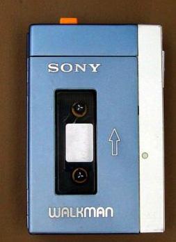 Walkman TPS-L2 (1979) - autore foto: joho345 - licenza pubblico dominio