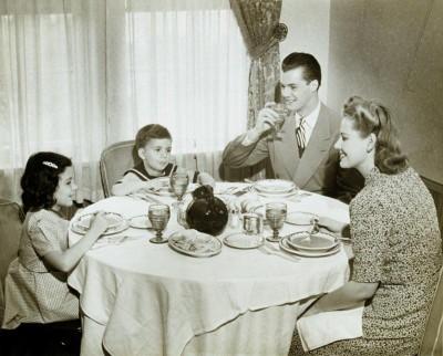 Famiglia vintage