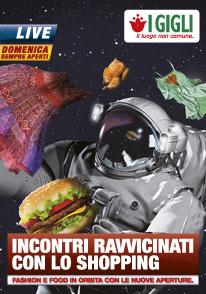 I GIGLI, campagna pubblicitaria - ottobre 2013