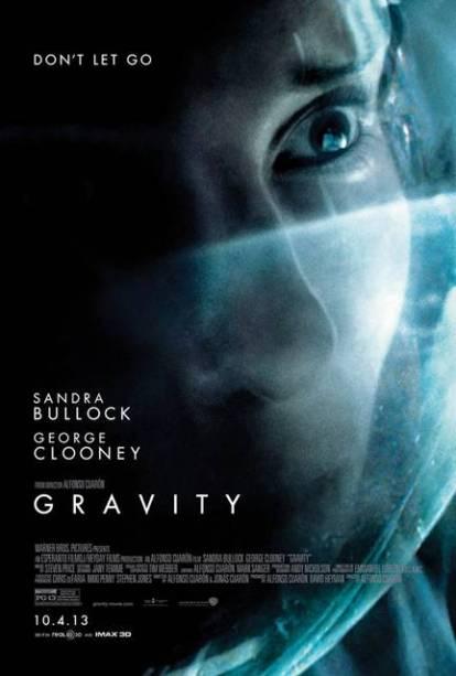 Gravity - Sandra Bollock