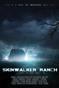 Skinwalker Ranch - poster del film