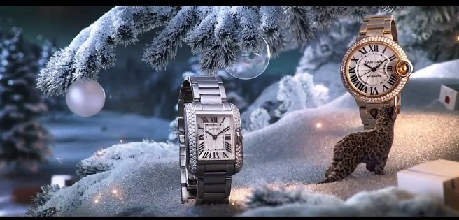 Cartier - Winter Tale 2012