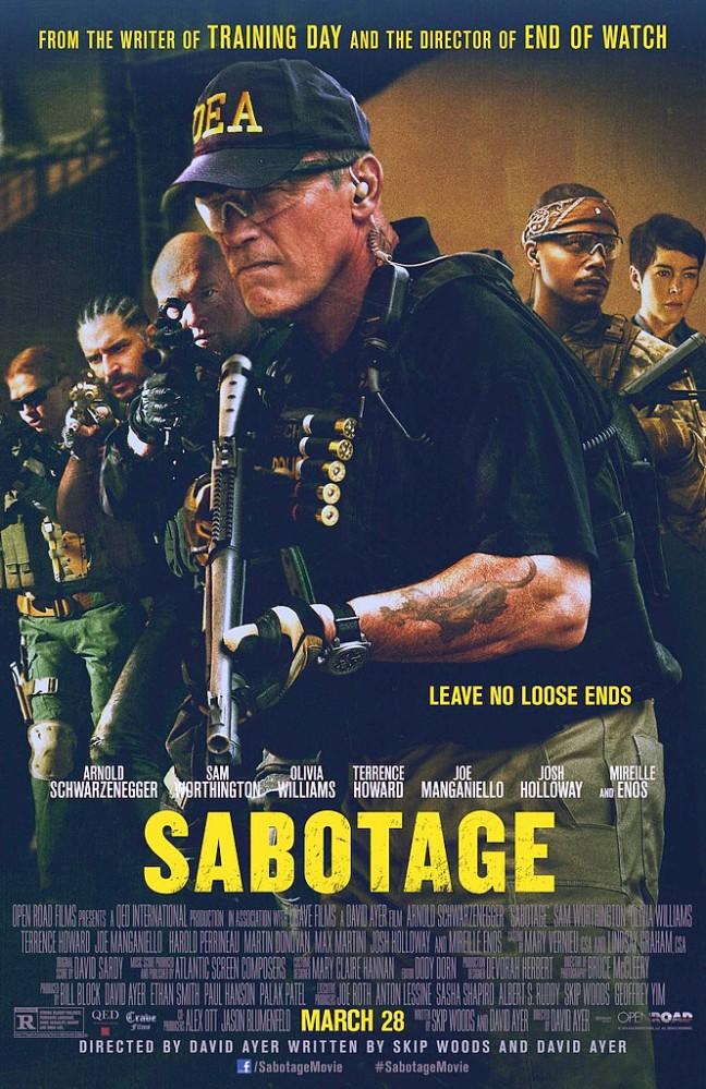 Sabotage - Schwarzenegger torna sul grande schermo e il fan club italiano lo celebra (1/2)