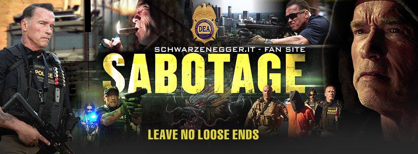 Sabotage - Schwarzenegger torna sul grande schermo e il fan club italiano lo celebra (2/2)