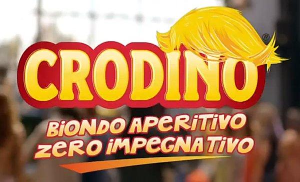 Crodino - biondo aperitivo zero impegnativo