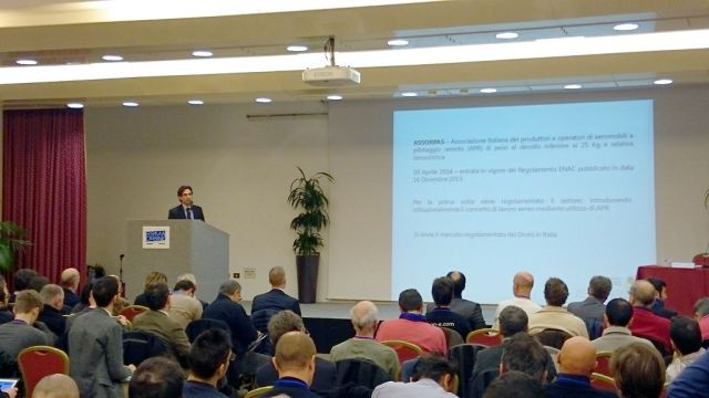 Paolo Marras, presidente ASSORPAS