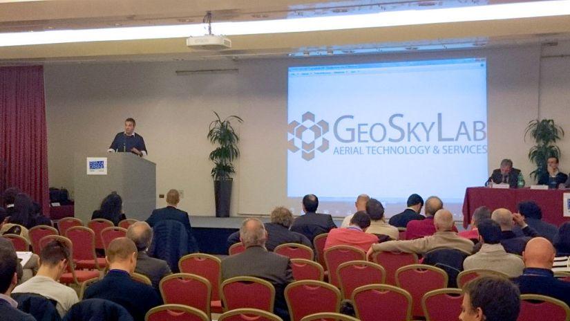Carlo Facchetti, presidente GeoSkyLab