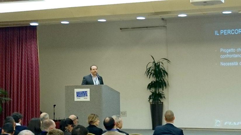 Roberto Navoni, presidente FIAPR