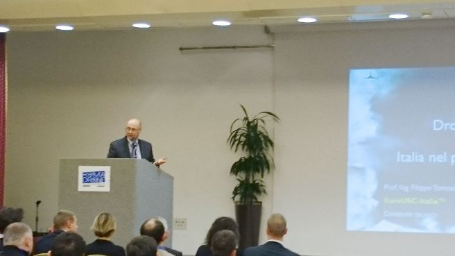 Dott. Filippo Tomasello, EuroUSC-Italia