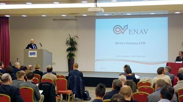 Marco Candelori, safety expert ENAV