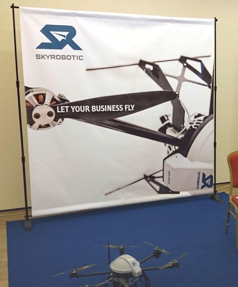 Skyrobotic
