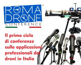 Roma Drone Expo Show & Conference