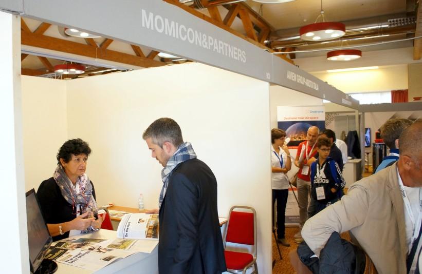 Momicon & Partners - Dronitaly 2015 Foto gentilmente fornita da: Quadricottero News