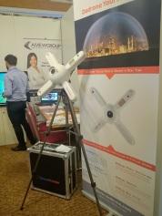 Aiview Group - Aibotix Italia - Dronitaly 2015