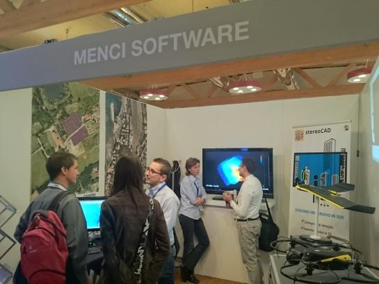 Menci Software - Dronitaly 2015