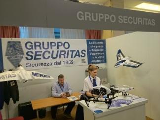 Gruppo Securitas - Dronitaly 2015