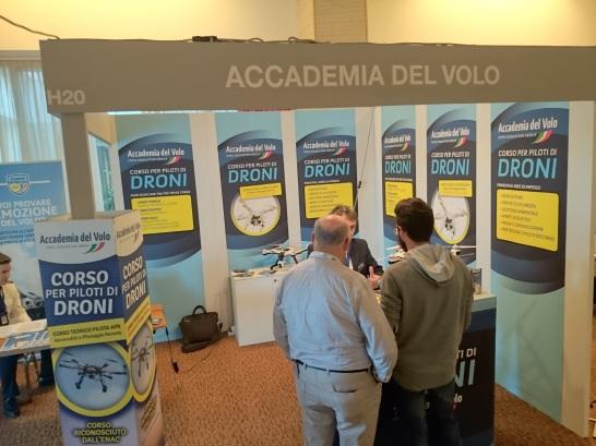 Accademia del Volo - Dronitaly 2015