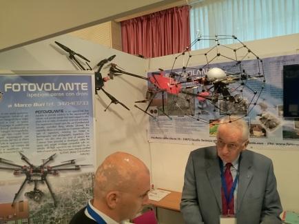 Aerrobotix - Fotovolante - Dronitaly 2015