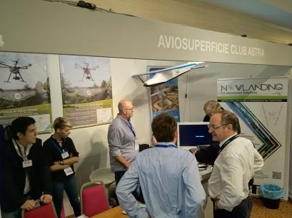 Aviosuperficie Club Astra - Dronitaly 2015