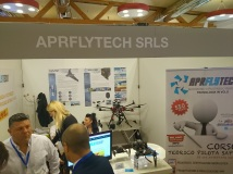 APRFLYTECH - Dronitaly 2015