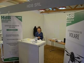 HdB Insurance Broker - Dronitaly 2015