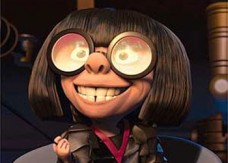 Edna Mode - Gli Incredibili
