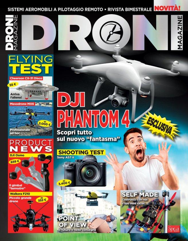 Copertina_Droni Magazine_aprile2016