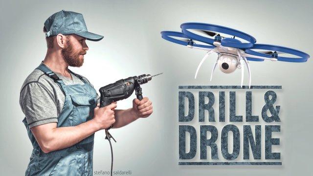 drill-drone