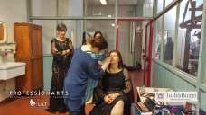 Backstage all'Istituto Buzzi di Prato