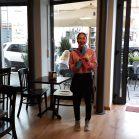 Bar Aquila Nera. Chiara